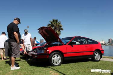1990 Honda Civic CRX | JCCS