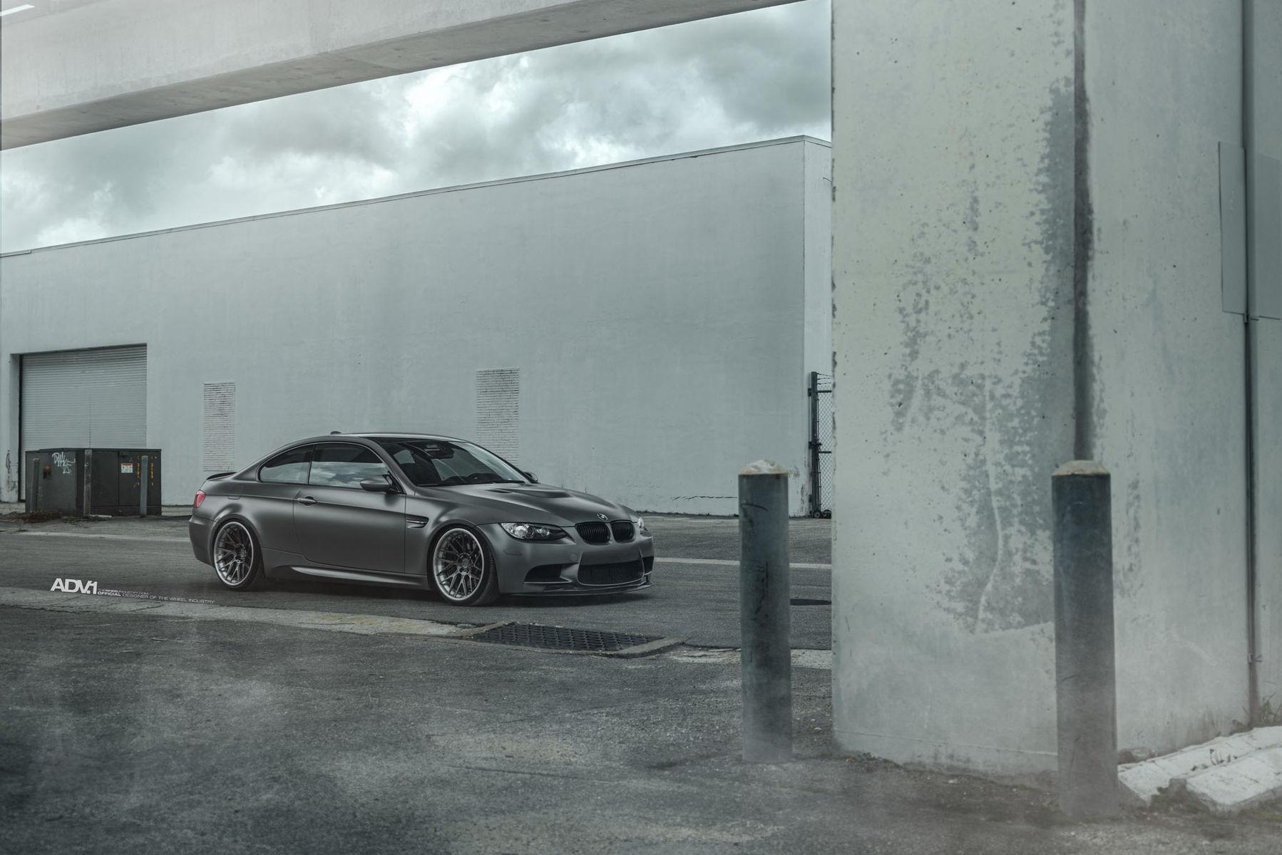 BMW M3 | ADV.1 BMW E92 M3