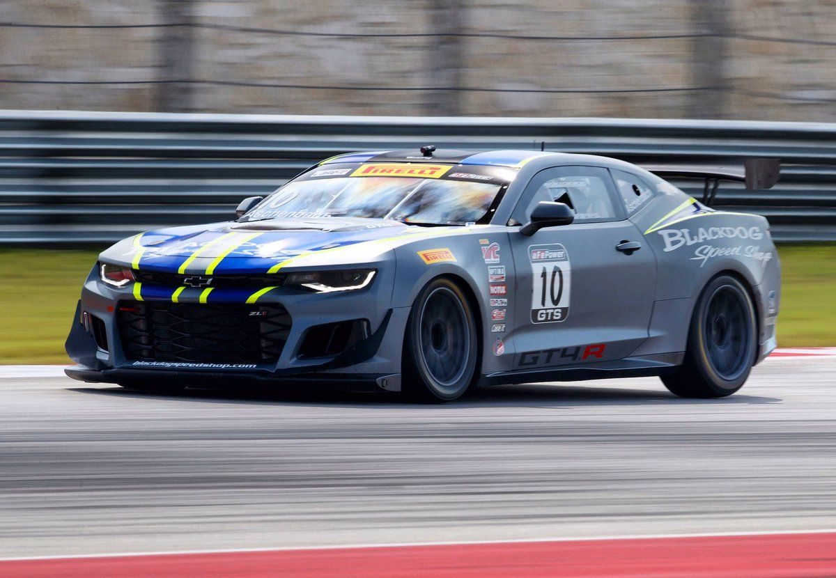 2017 Chevrolet Camaro | Forgeline Teams Win at COTA in the 2017 Pirelli World Challenge Championship