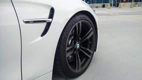 Motoroso M4 - Wheels
