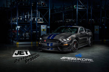 Full Carbon Ford Mustang from SpeedKore