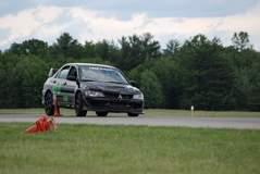 Evo Autocross