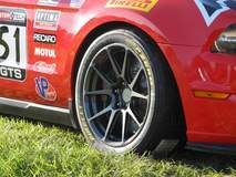 Rehagen Racing Mustang Boss 302S on Forgeline GS1R Wheels