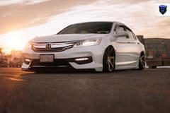 Honda Accord V6 Touring - Lowered