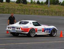 Detroit Speed's 1972 Corvette Development Vehicle on Forgeline GA3 Wheels
