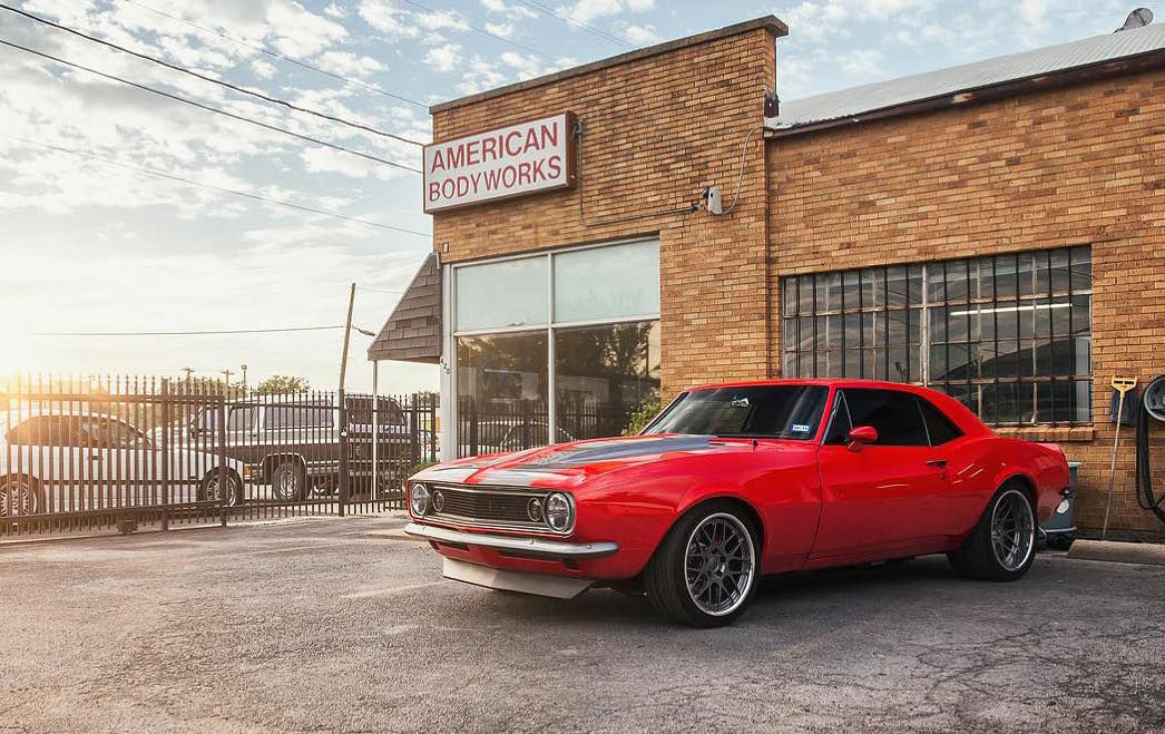 1967 Chevrolet Camaro | American Body Works Camaro on Forgeline DE3C Wheels