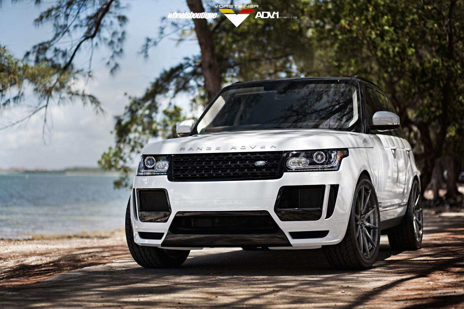 Land Rover Range Rover Sport | Vorsteiner Range Rover Autobiography