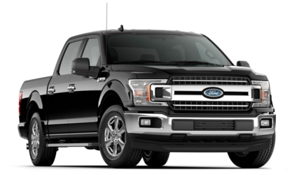 2018 Ford F-150 4x2 SuperCab