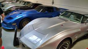 Greenwood Corvettes