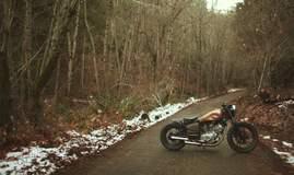 Garret Meyer's Awesome 1981 Yamaha XV750 Virago