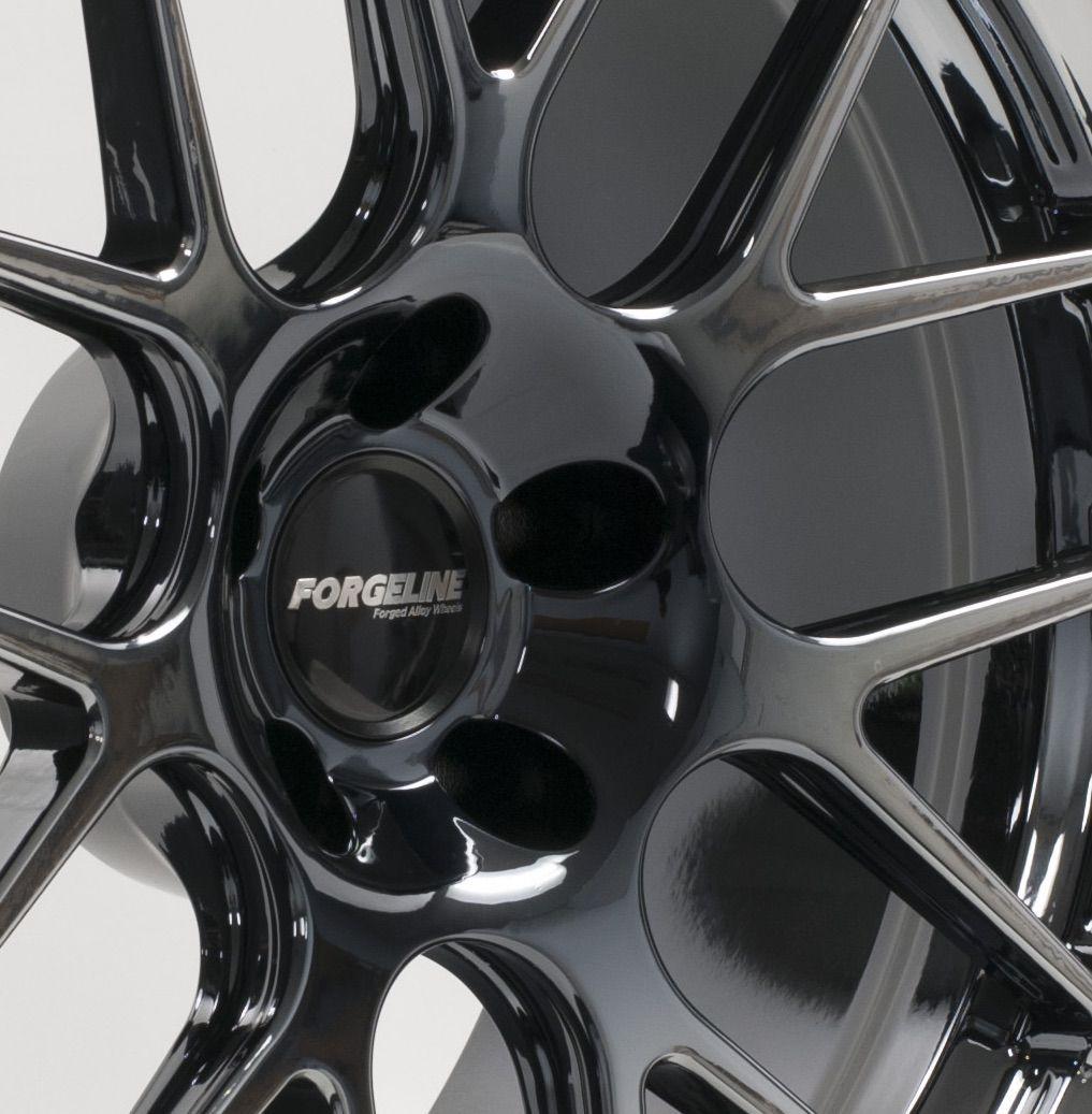 | Forgeline SE1 in Black Chrome PVD
