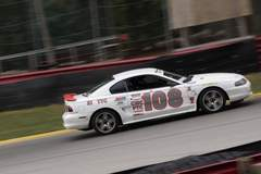 Mustang GT at Mid-Ohio