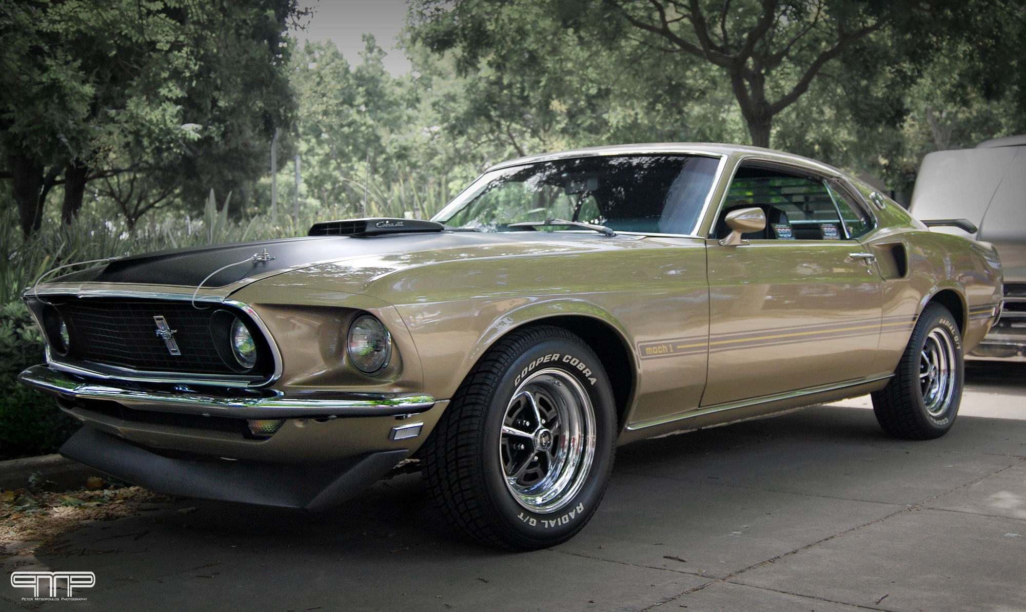 1969 Ford Mustang | 1969 Ford Mustang Mach 1