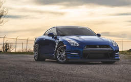 Chris' 1560whp T1 Race Development Nissan GT-R on Forgeline One Piece Forged Monoblock GA1R Wheels