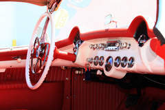 1954 Chevrolet Corvette - Interior