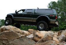 2007 Ford Super Duty CX Series