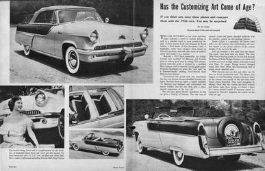 "1952 Ford  | 1952 Ford Convertible ""GalpinCustom"" MT Article"