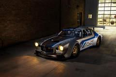 "Roadster Shop's ""Rampage"" '70 Camaro on Forgeline GA3R Wheels"