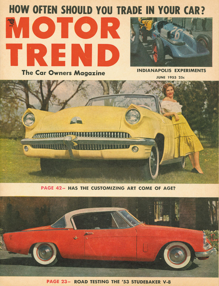 """1952 Ford  