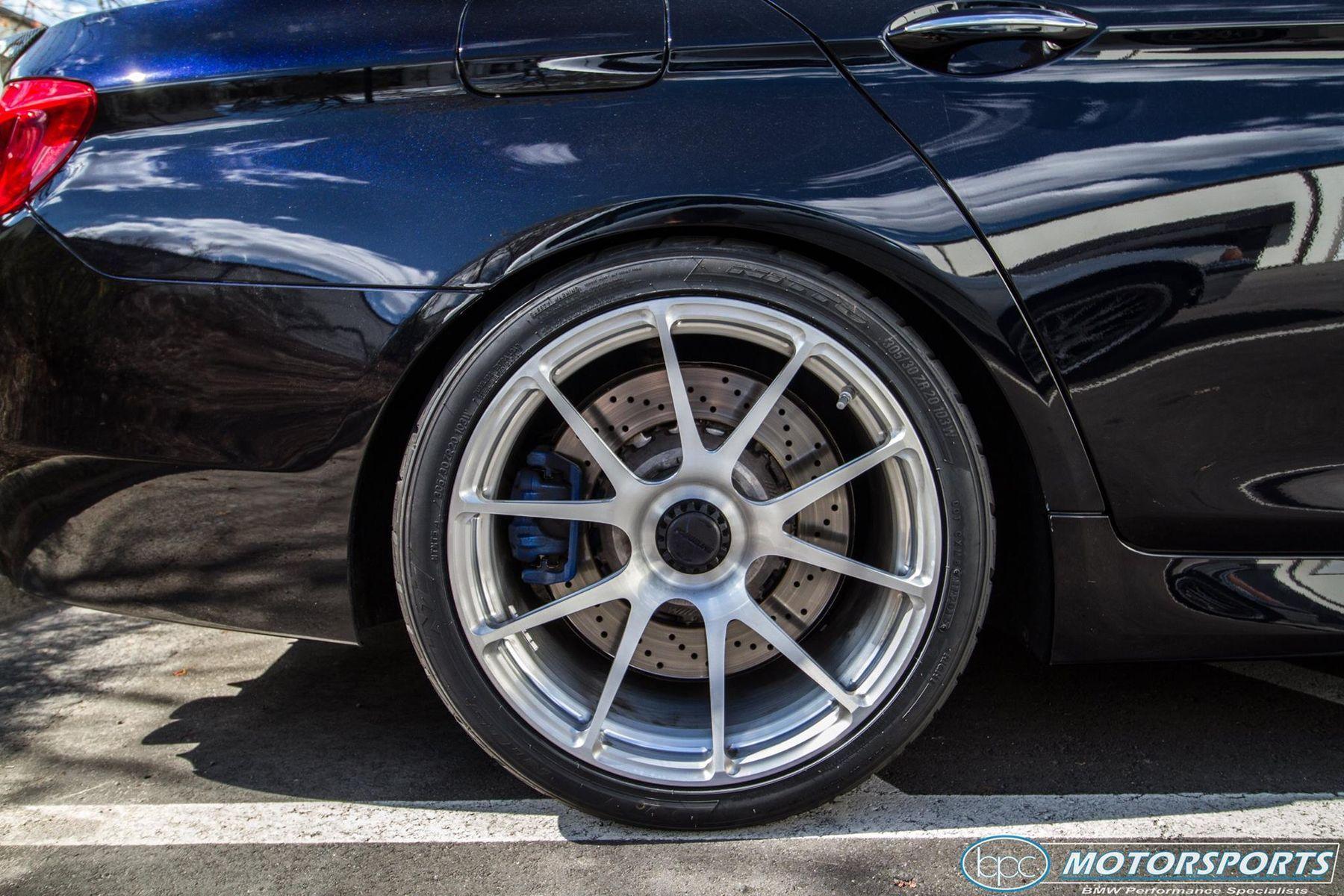 2016 BMW M5 | Ruben's Ronin Speed Industries BMW F10 M5 on Center Locking Forgeline One Piece Forged Monoblock GA1R Wheels