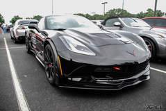 Corvette Z06 at Cars and Coffee San Antonio