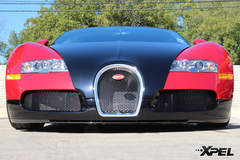 2006 Bugatti Veyron with XPEL ULTIMATE