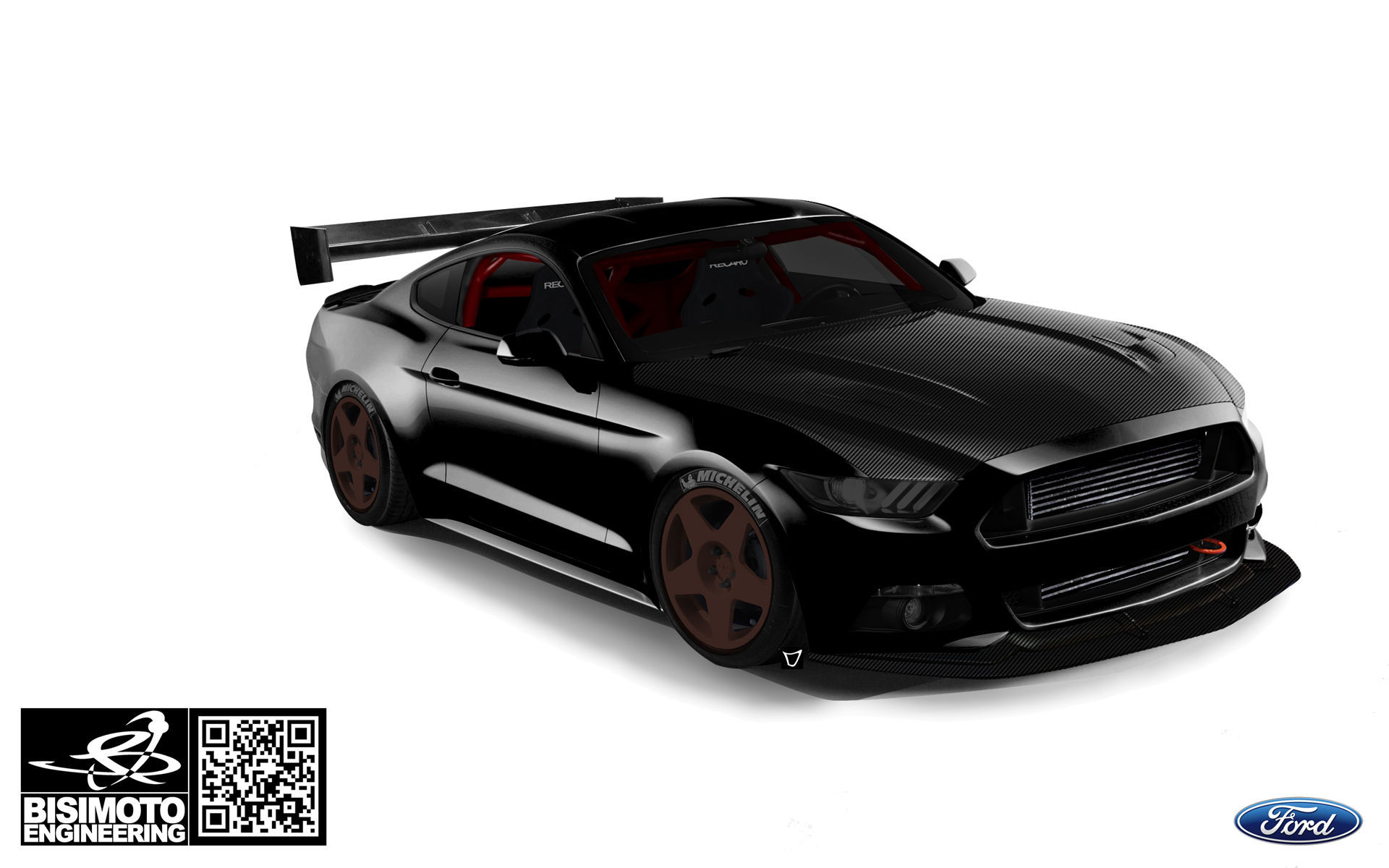 2015 Ford Mustang | 2015 Mustang EcoBoost by BisiMoto