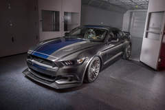 2017 Ford Mustang Fastback by SpeedKore Performance Group - #FordSEMA Carbon Fiber Mustang