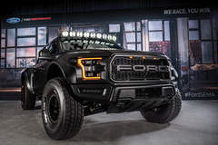 2017 Ford F-150 Raptor Pre Runner by DeBerti Design - On Site at 2016 SEMA #FordSEMA