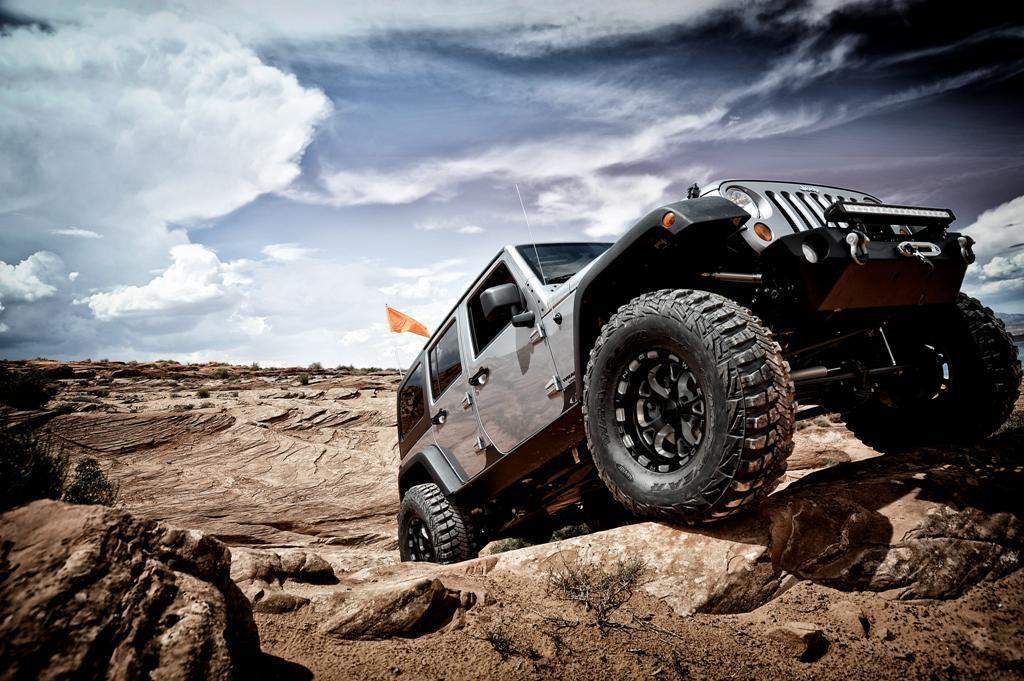 2013 Jeep Wrangler | Jeep Wrangler w/ F58