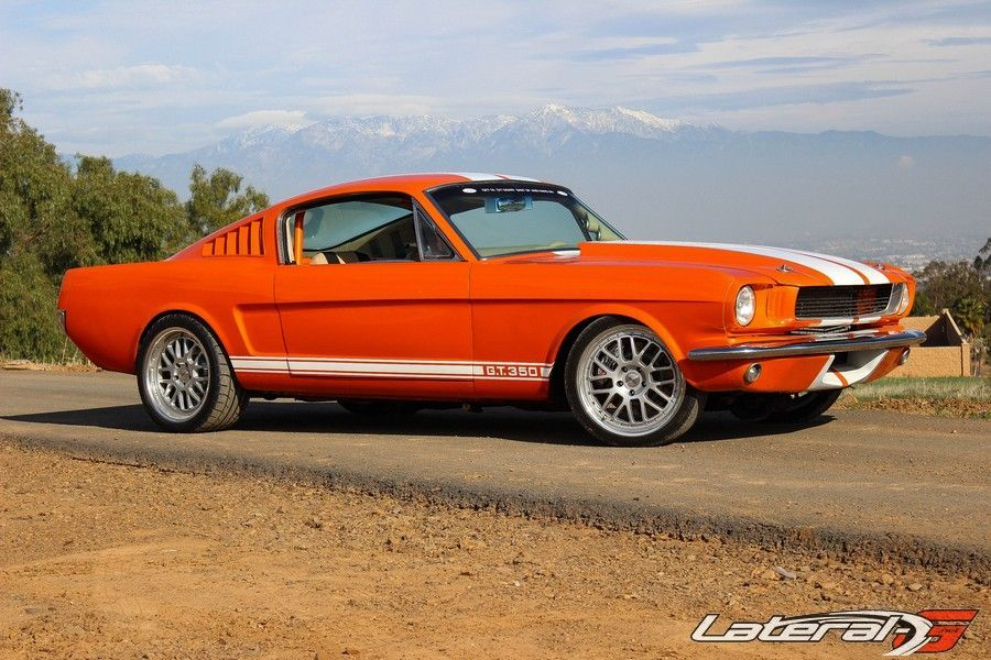 1965 Ford Mustang | Mario De Leon's 1965 Mustang Fastback