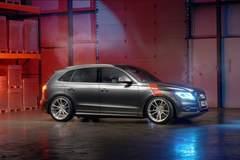 H&R 2016 Audi SQ5 - Side