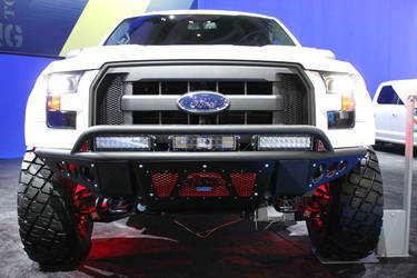 2015 Ford F-150 Stealth Front Bumper