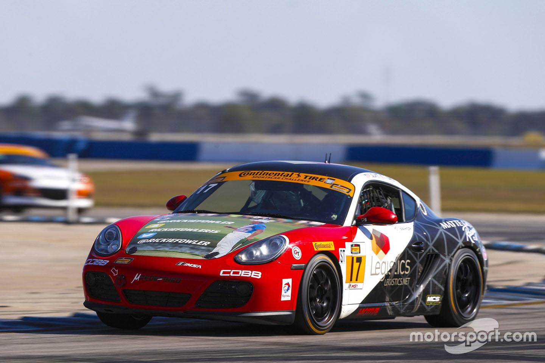 2017 Porsche Cayman | Victory at Sebring!