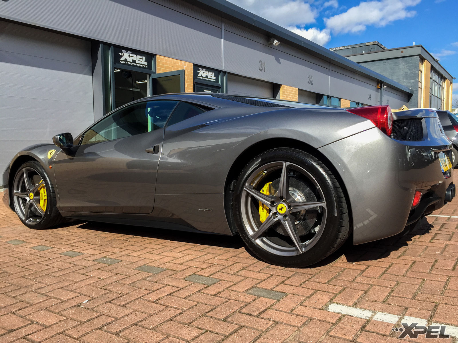 2016 Ferrari  | Recent installations from XPEL United Kingdom
