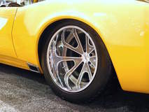 "Bonnell's Rod Shop ""Impulse"" '68 Camaro on Grip Equipped Grudge Wheels"