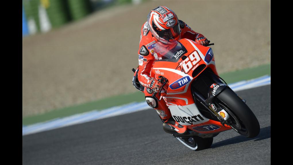 2013 Ducati    2013 MotoGP - Jerez - Hayden