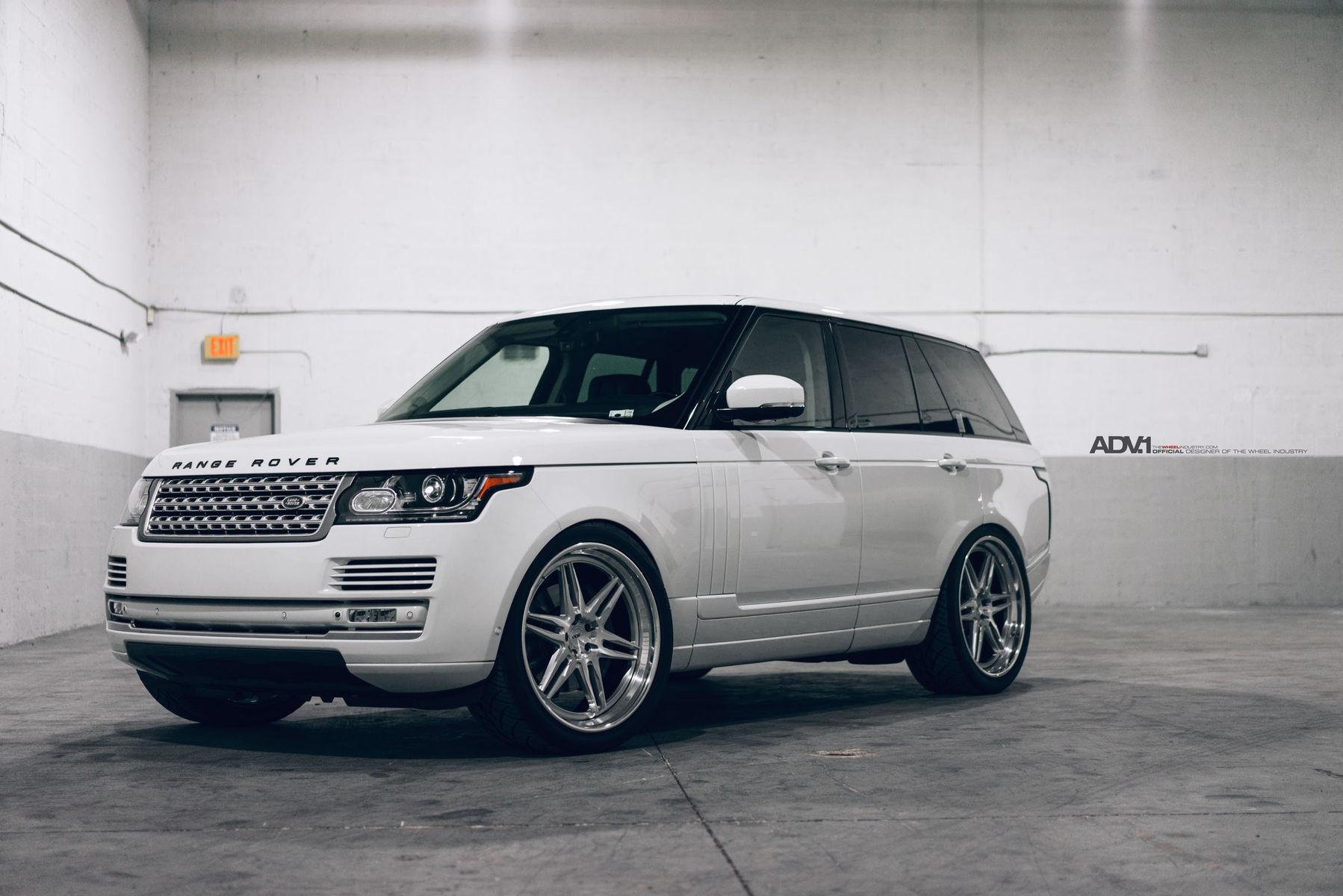 Land Rover Range Rover | Ranger Rover HSC | Worlds First 24in Step Lip