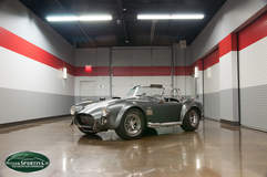 The Ford AC Cobra