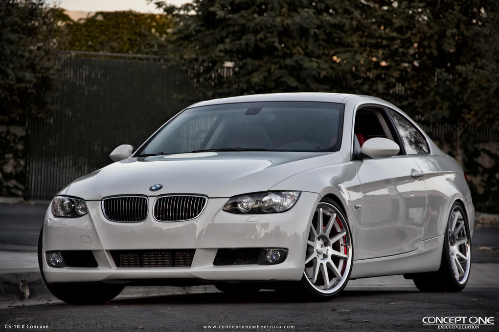 2012 BMW 3 Series | '12 BMW 335i on Concept One CS10's