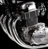 Sand-cast CB750 Engine, Mechanical Beauty