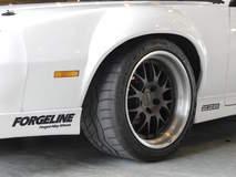 Camaro Z28 on Forgeline GW3 Wheels