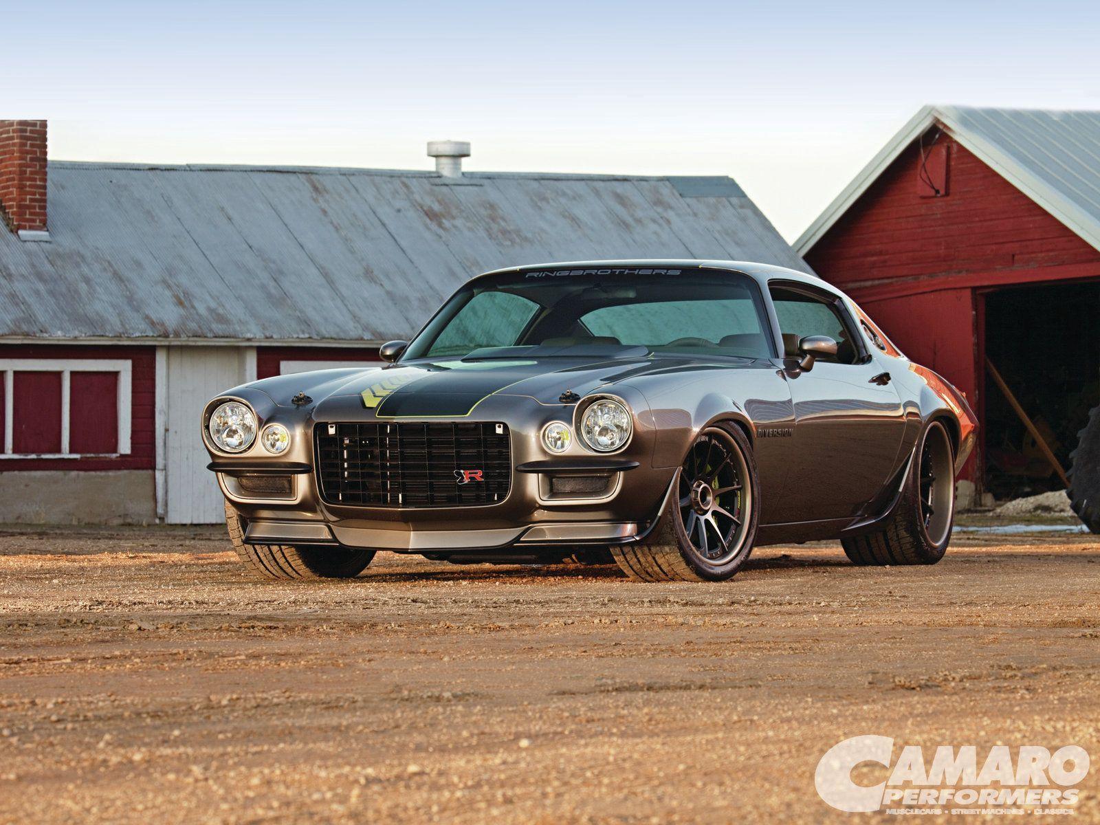 1970 Chevrolet Camaro | Bob Venne's Ringbrothers
