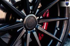 Chevy Camaro - Rohana Spokes & Brembo Brakes