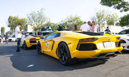 San Diego Cars & Coffee October 15h, 2016