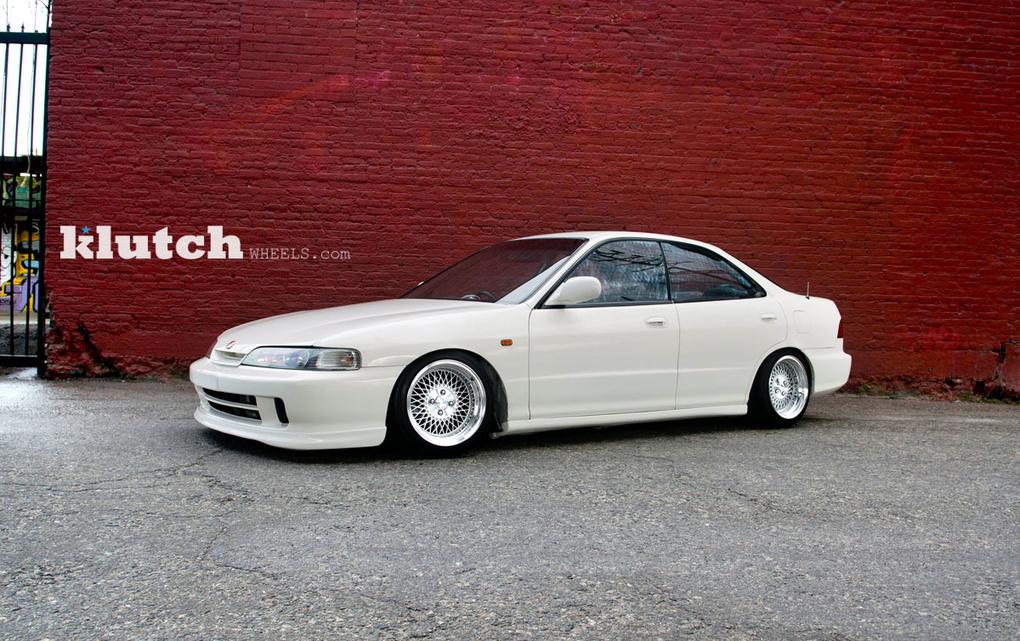 1994 Honda Accord | '94 Honda Accord on Lutch SL-1's