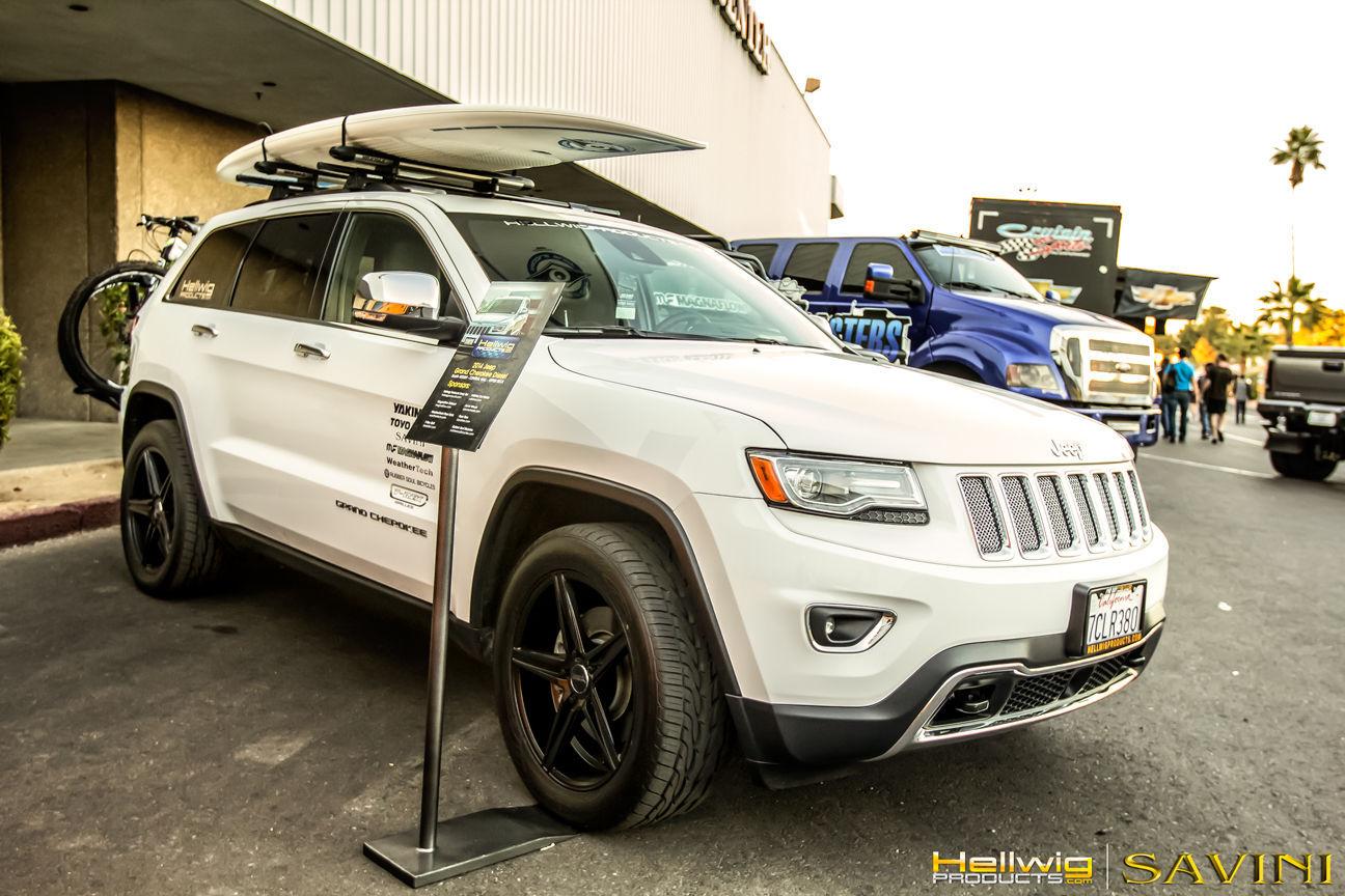 2014 Jeep Grand Cherokee   Hellwig Grand Cherokee