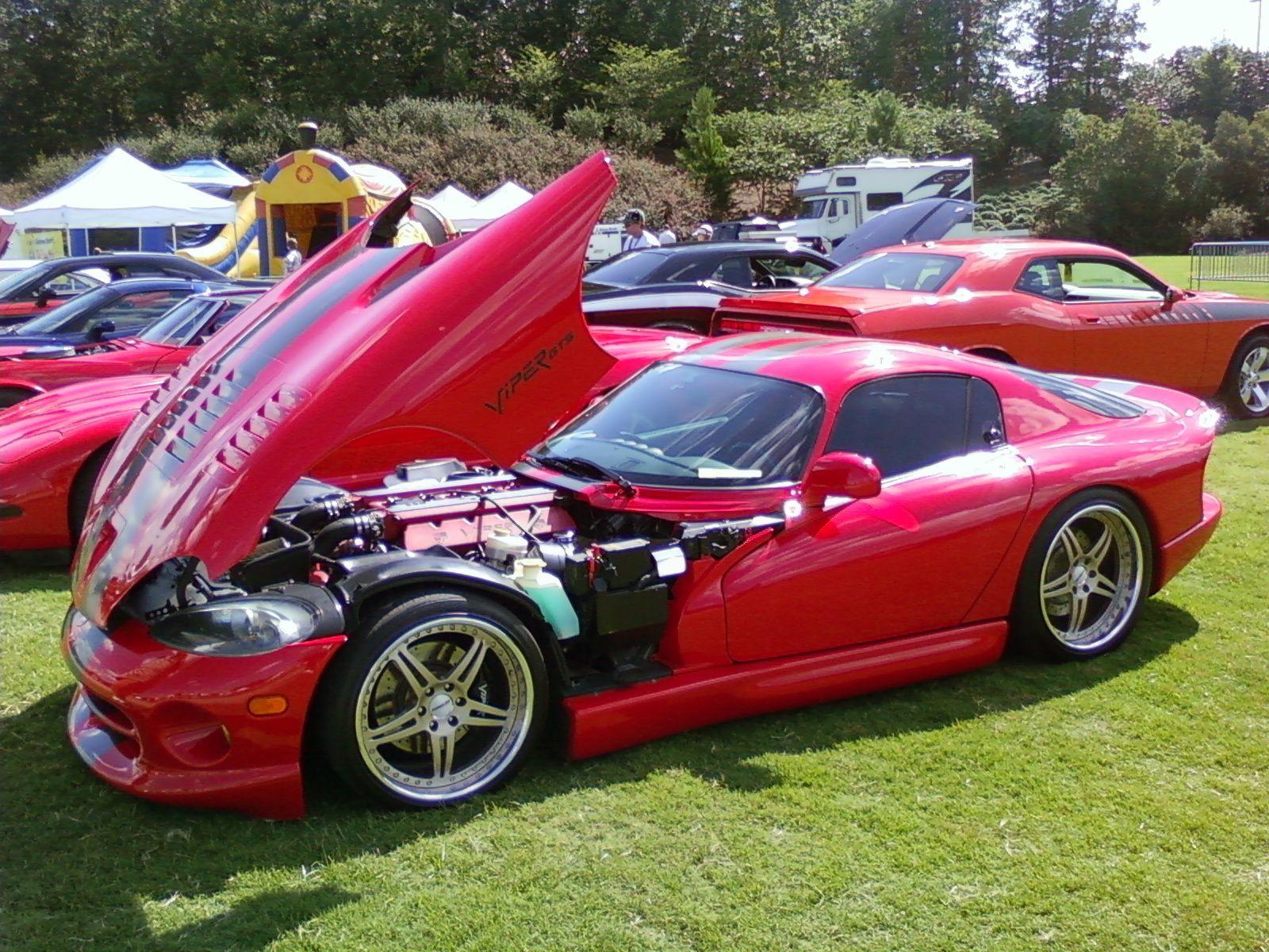 2002 Dodge Viper | Rich Sclichter's Dodge Viper on Forgeline SP3P Wheels