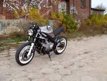 Yamaha XJ600 Cafe
