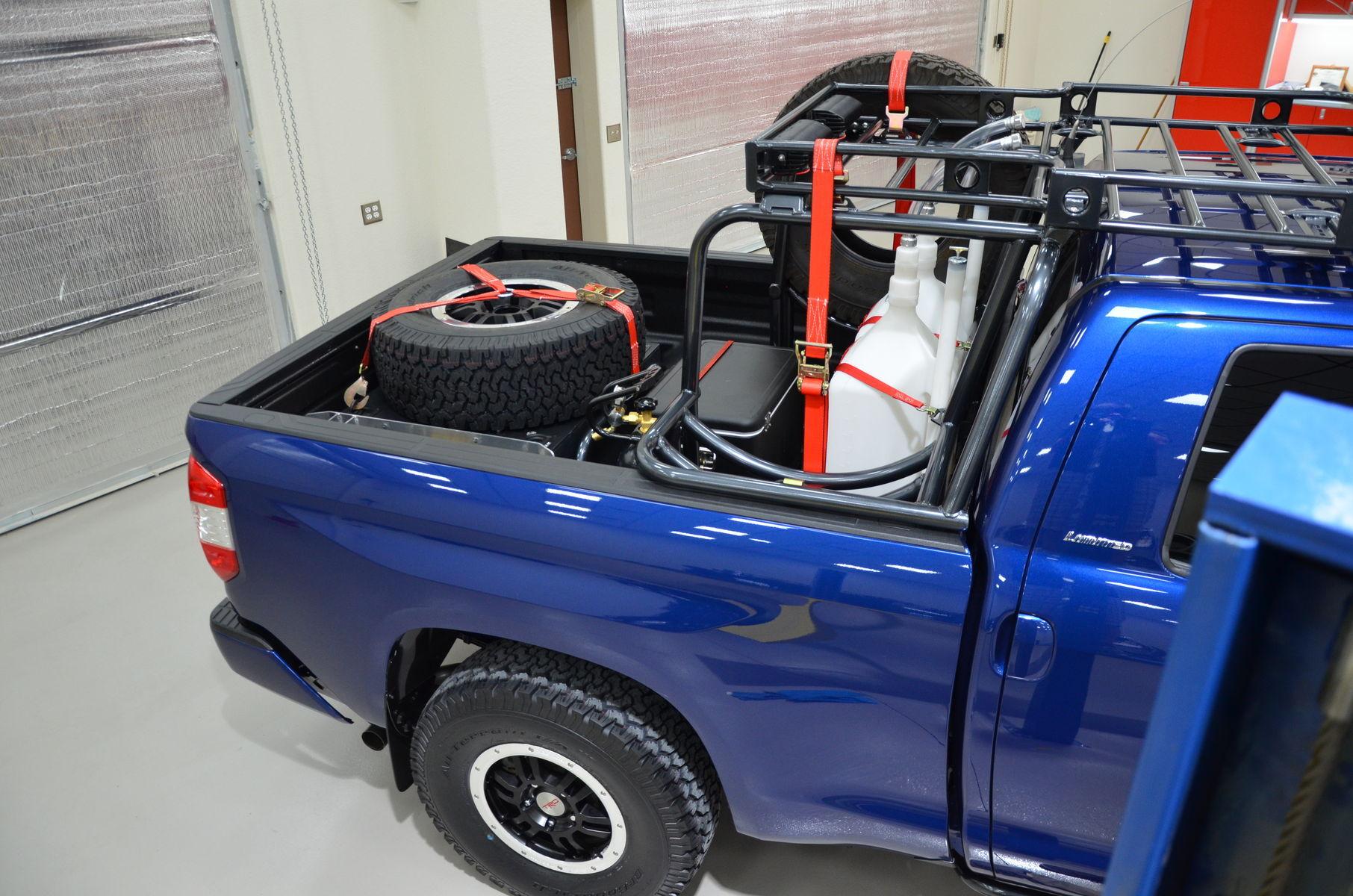 2014 Toyota Tundra | N-FAB TRD PRO Build - Toyota Tundra In The Garage